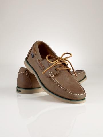 Bienne Boat Shoe - Polo Ralph Lauren Dress - Ralph Lauren France