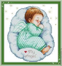 Картинки по запросу вышивка крестом схемы бесплатно детские метрики