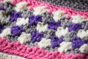 I Love Yarn Day Crochet Along: Groovy Berry Crochet Messenger Bag Part 5 | Check out the latest installment of our #ILoveYarnDay crochet along.