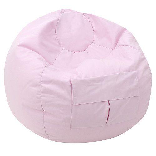 Super Round Beanbag Jumbo Pink