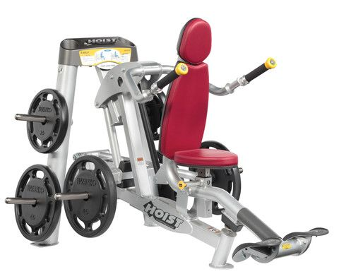 Hoist Roc-It RPL-5101 Seated Dip Machine