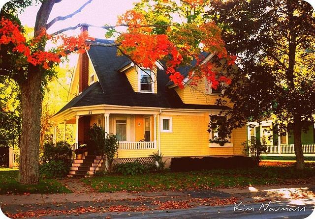 Truro Cottage    Truro Nova Scotia Canada