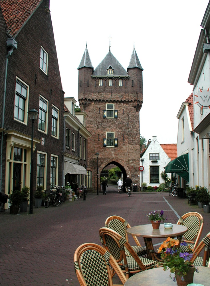 De Dijkpoort in Hattem #hattem #netherlands