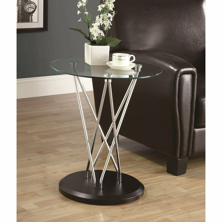 Black And Chrome Coffee Table Set: 135 Best Coffee & End Table Sets Images On Pinterest