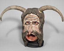 Devil mask Trentino MUCGT, n° 10906 Italy