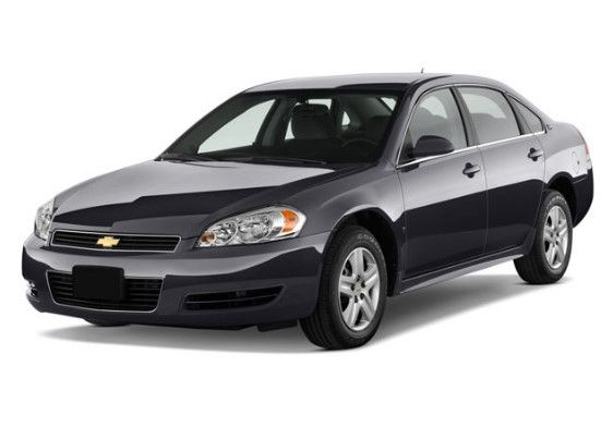 2010 Chevrolet Impala Owners Manual
