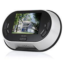 3.5 pulgadas de Pantalla LCD Timbre ojo de 170 Grados Cámara de Vídeo Timbre de La Puerta Mirilla Cámara Espectador de La Puerta de Seguridad de Fotos Para Oficina en casa(China (Mainland))