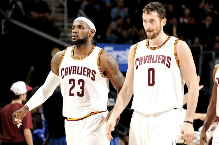 """Kevin Love On His Relationship With LeBron: """"We're Not Best Friends""""- http://getmybuzzup.com/wp-content/uploads/2015/03/437406-thumb-650x433.jpg- http://getmybuzzup.com/kevin-love-on-lebron/- By Charlie Taylor Here we go again. Before I get into this, calling on Kevin Love's continuous BS. This is the main reason why they will not make it to the NBA Finals. No matter how good their record is. The fact that Kevin Love continues to talk more than play is extremely.."""