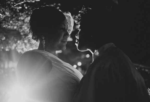 """""""The most important thing I learned when photographing two brides is to focus the love they have for each other. Love between two people is powerful and a beautiful thing to capture.""""   13 Photographers On Their Favorite Same-Sex Weddings"""
