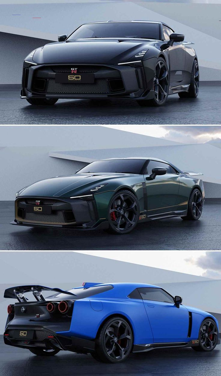 Nissan GTR50 by Italdesign deliveries to begin in late