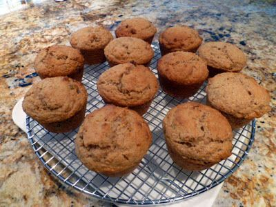 Golden Raisin Oat Bran Muffins | Muffins | Pinterest