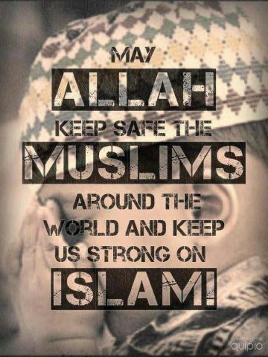 Allah/ Muslims and Islam
