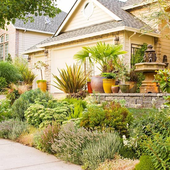 Curb Appeal Ideas: 1000+ Images About Front Yard Design On Pinterest