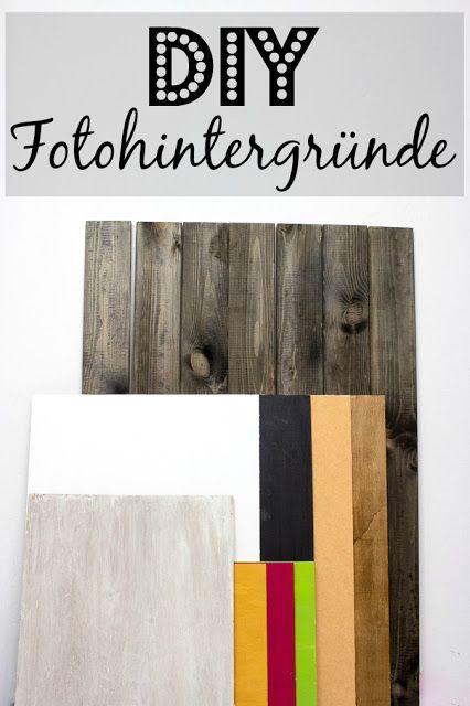 DIY Fotohintergründe - Green Bird