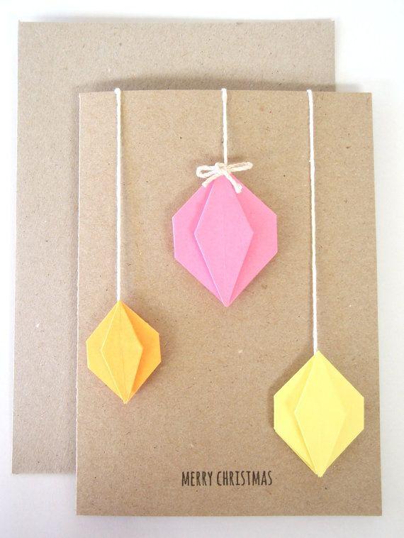 Открытки на др оригами