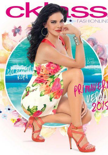 Catalogos Cklass 2015 Primavera Verano