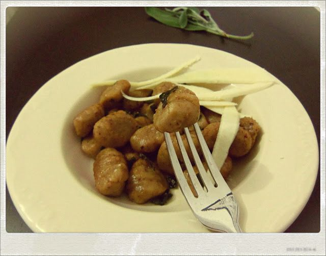 Easy Chestnut Gnocchi Recipe | You've Got Meal!