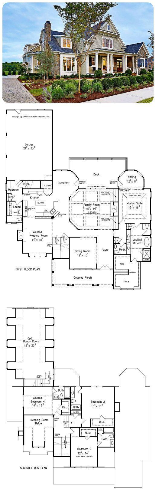 Northfield Manor – A #FrankBetz Plan Spacious luxu…