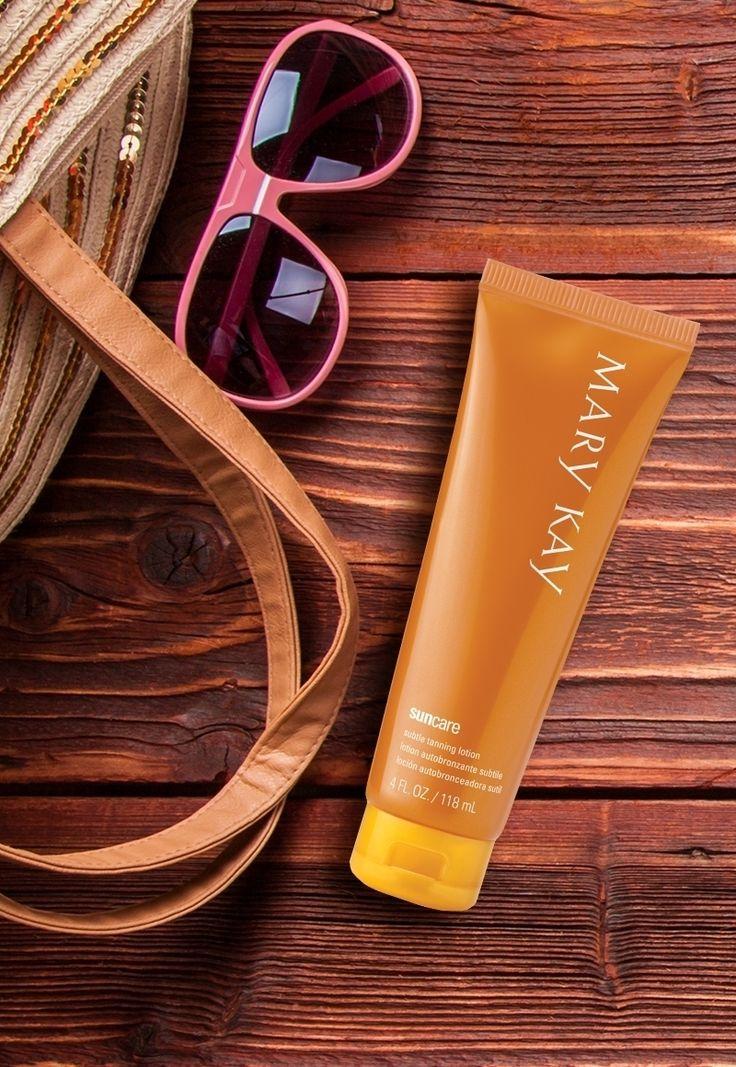 É hora de ter a pele bronzeada e sem riscos! Pra isso, a Loção Corporal Autobronzeadora dá uma cor maravilhosa pra pele em pouco tempo! #VerãoMK
