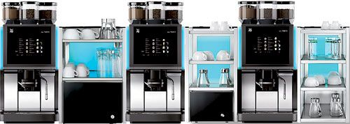 WMF 1500 S:Bean to Cup Coffee Machines: Coffee Machines