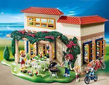 BNIB Playmobil 4857 SUMMER HOUSE set