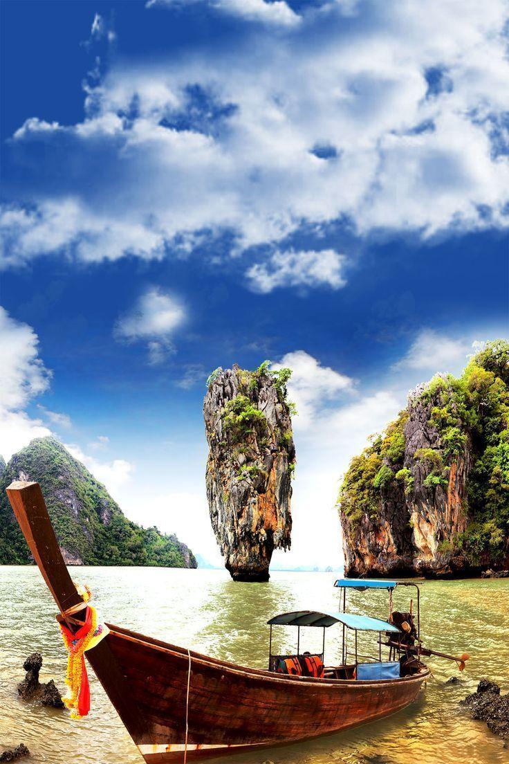 Bangkok James Bond Island Thailand Thailand Beaches Countries Of The World