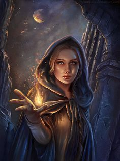 Image result for magical babe pathfinder