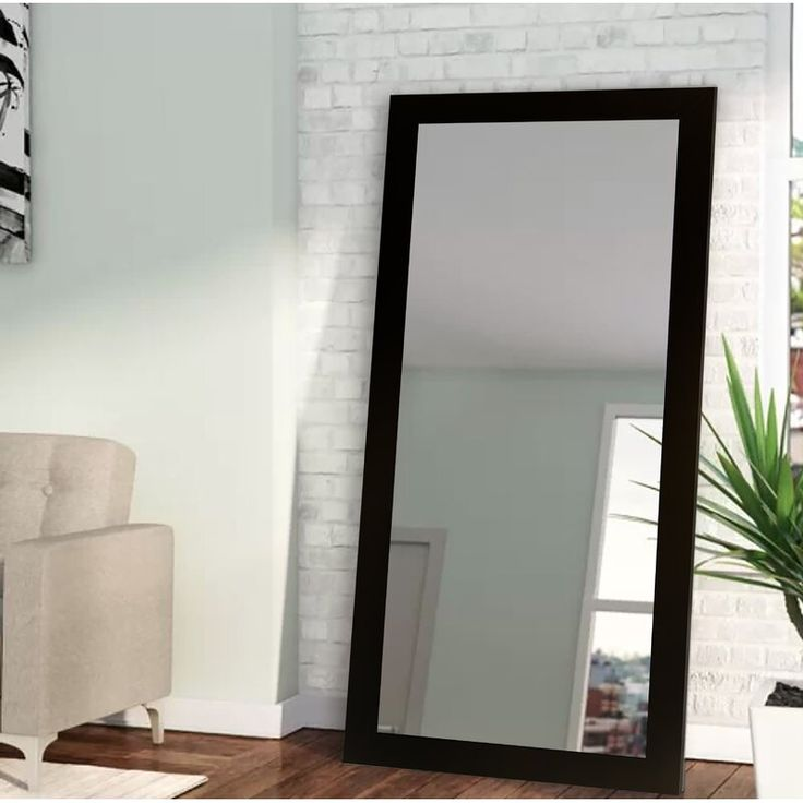 Birch Lane Fulkerson Full Length Mirror Full Length Mirror Minimalist Mirrors Mirror