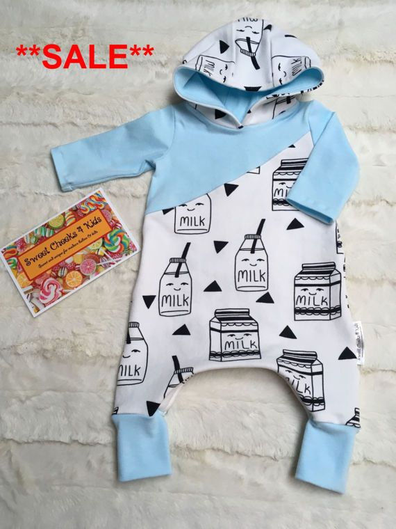 Gender Neutral Newborn Romper Coming Home Outfit Baby Shower
