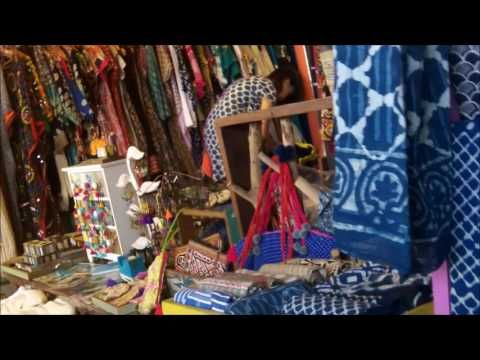 Tour Chatuchak weekend market in Bangkok Thailand P.1