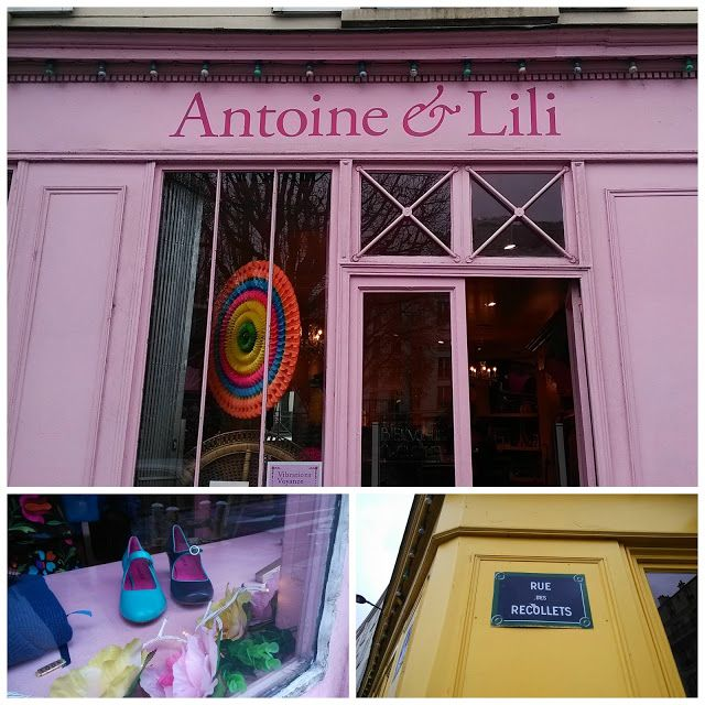 De tiendas por Paris | Oli&Moli
