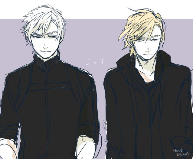 Drawn by honezakana ... jace herondale, jonathan morgenstern, the mortal instruments