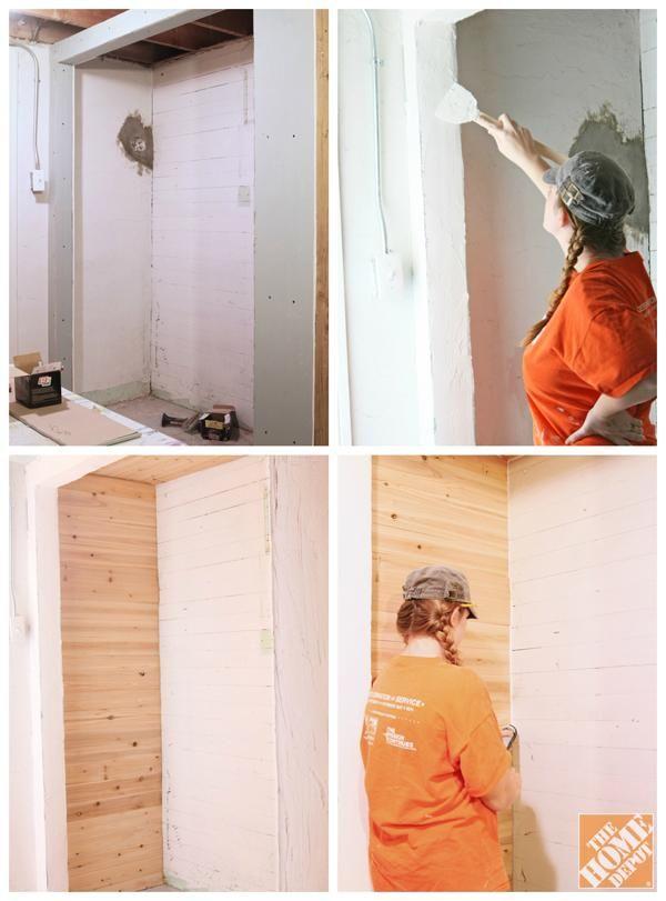 how to build a grow closet