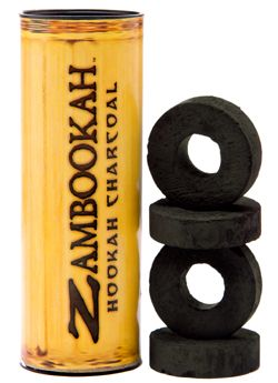 Zambookah Hookah Charcoals (1 Roll)
