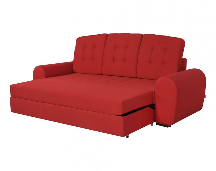 Kingdom 3-seat sofa bed / Colour: Apple #sofa #sofabed #extensible #comfort #royal #design #home #cozy #recliner