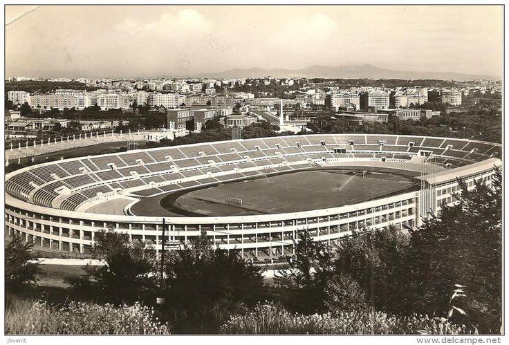 Il vecchio Stadio Olimpico