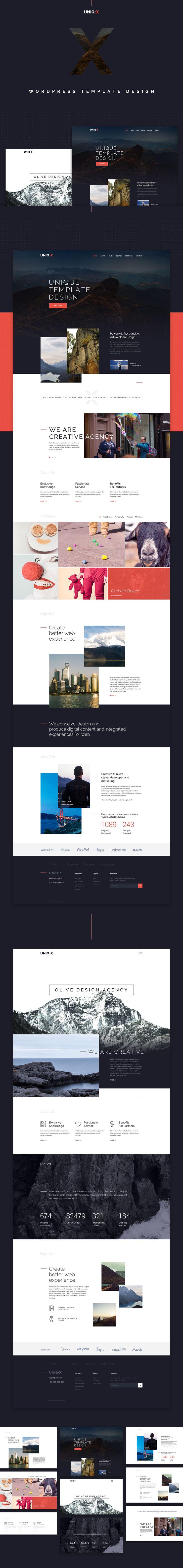 Enes Dal, talentueux Webdesigner et Designer d'interface #17