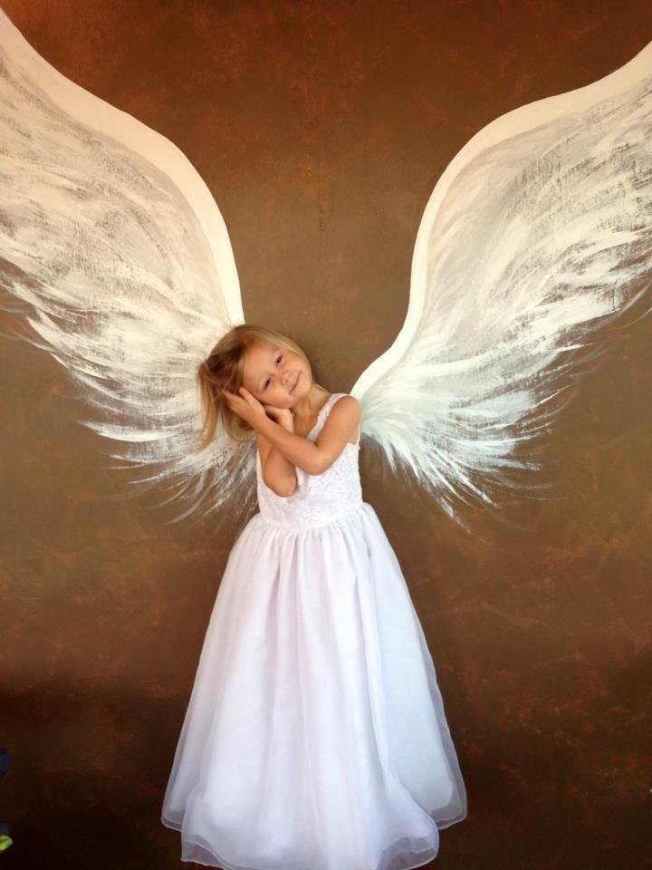 Крылья ангелочков картинки