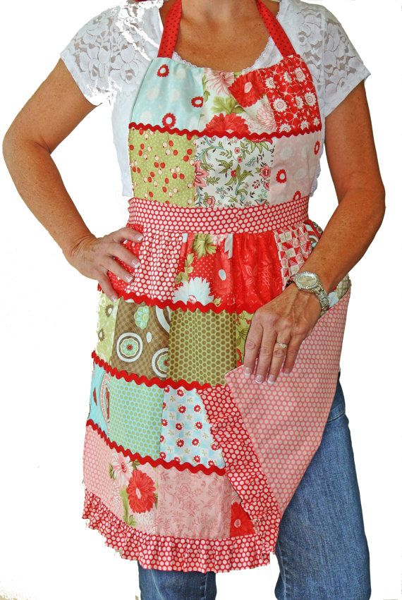 My Full Charming Apron