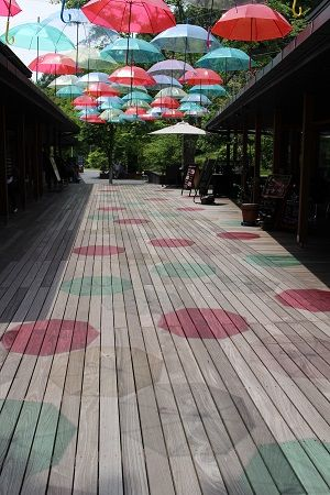 軽井沢で一泊二日の旅ラン、後編です。(前編はこちら→ ★ )走った後は、これまた楽しみにしていたハルニレテラスでの夕食へ。ちなみに日中のハルニレテラスも素敵でした。「星野温泉トンボの湯」から遊歩道で歩いていくこともできます。100本以上のハルニレの樹と湯川が流れるテラスが広がり、レストランやカフェ...
