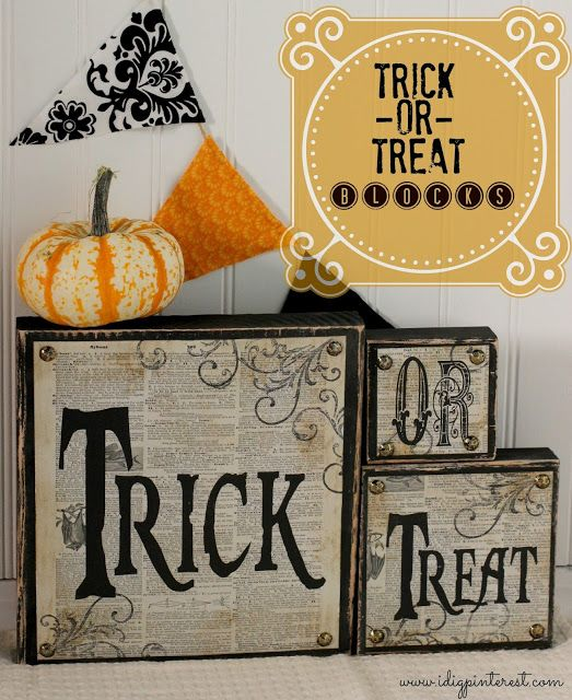 20 Spooktacularly Elegant DIY Halloween Decor Ideas - The Happy Housie