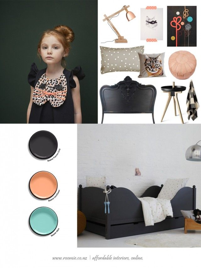 Room Styling - Inspiration Board