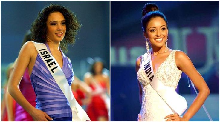 'Wonder Woman' Gal Gadot lost the Miss Universe pageant to 'Aashiq Banaya Aapne' girl Tanushree Dutta,  - http://www.titoslondon.in/wonder-woman-gal-gadot-lost-the-miss-universe-pageant-to-aashiq-banaya-aapne-girl-tanushree-dutta/