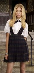 Gossip Girl's Jenny Humphrey, played by Taylor Momsen