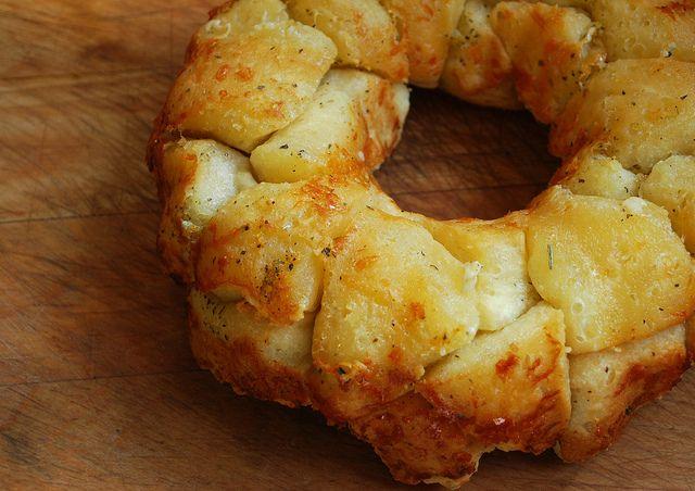 rings of garlic