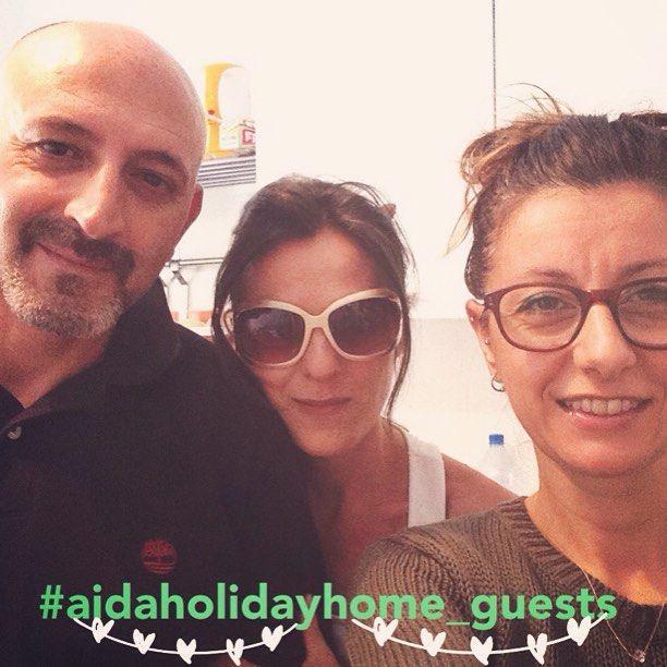 #aidaholidayhome_guests #aidaholidayhome #casavacanza #castellammaredelgolfo #sicily #trapani #travel #summer2015 #guests #vacanza #thankyou for #coming #ig_sicily #igersicilia #airbnb #ospitality #instatravel #instadaily