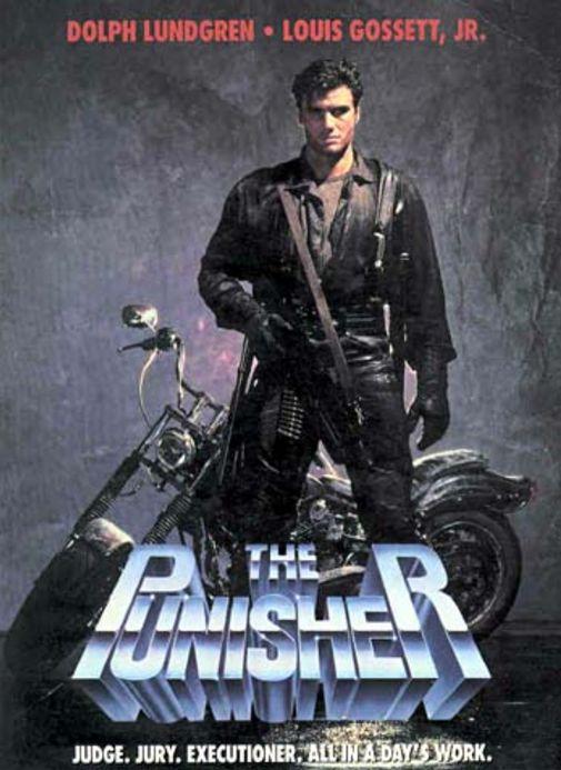 1133.- The Punisher (1989) 2.5 de 5 Director: Mark Goldblatt