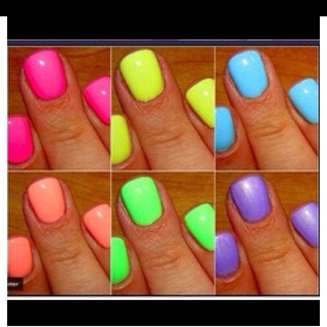 19 best 80\'s images on Pinterest   Neon nails, 80 s and Birthdays