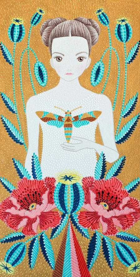 Colombian Illustrator: Catalina Estrada