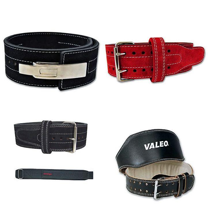 Powerlifting Gear II: Powerlifting Belts